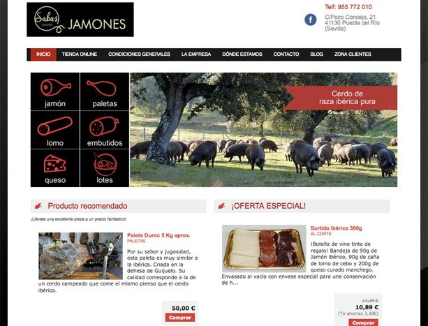 Image of Sabas Jamones